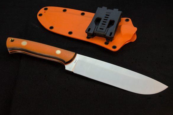 Big outdoor knife