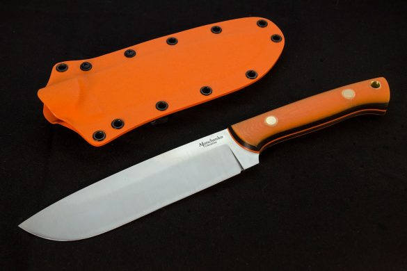 Big outdoor knife